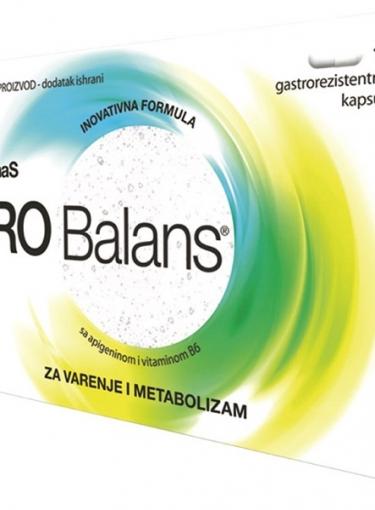 Probiotik ProBalans PharmaS na akciji