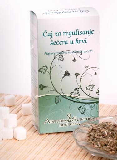 Čaj za regulisanje šećera u krvi 50 g