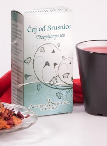 Čaj od brusnice
