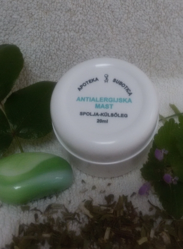 Antialergijska mast 20 ml