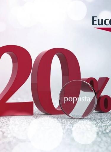 Eucerin popust 20% od 17. do 31. decembra