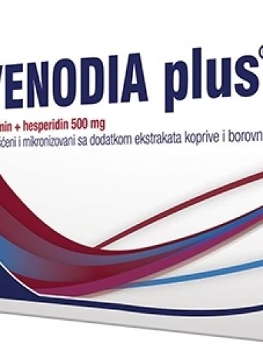 Venodia plus film tablete i krem gel snižene za 10% do kraja avgusta